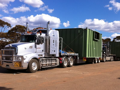 Freight Companies in Perth